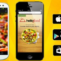 Finally Technology and Smartphones can deliver Food