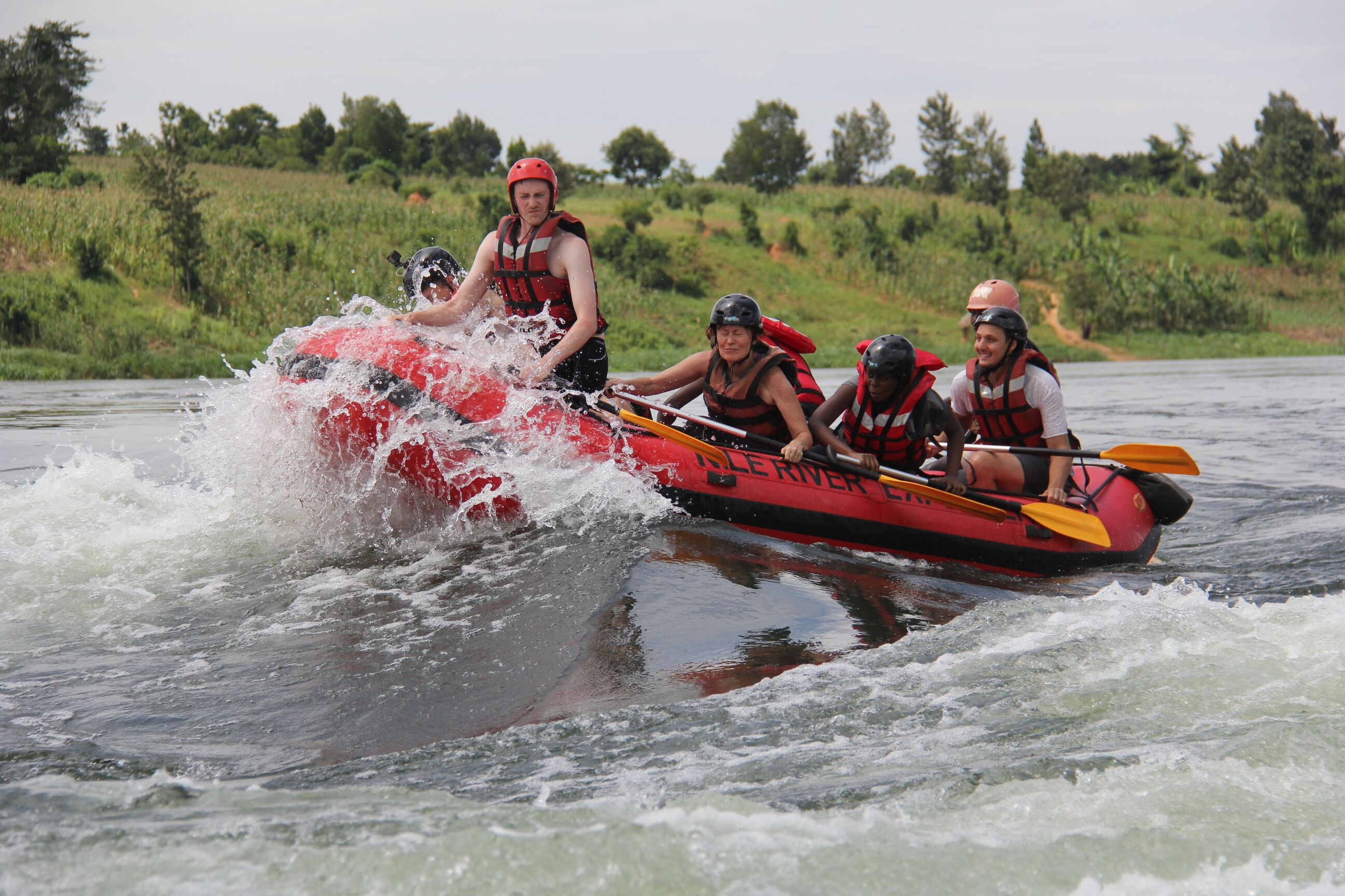 white water rafting Nile River Explorers (8)